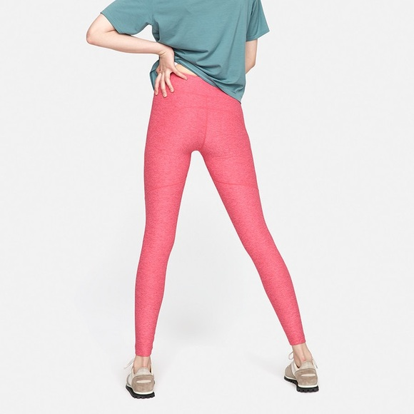 3e0cdb1af8d1a Outdoor Voices Pants | Warmup Legging In Flamingo | Poshmark
